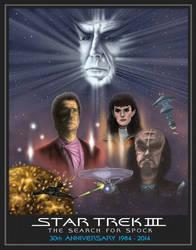 Star Trek III - 30th Anniversary by Fermatfsm