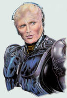 Robocop - Alex Murphy by Fermatfsm