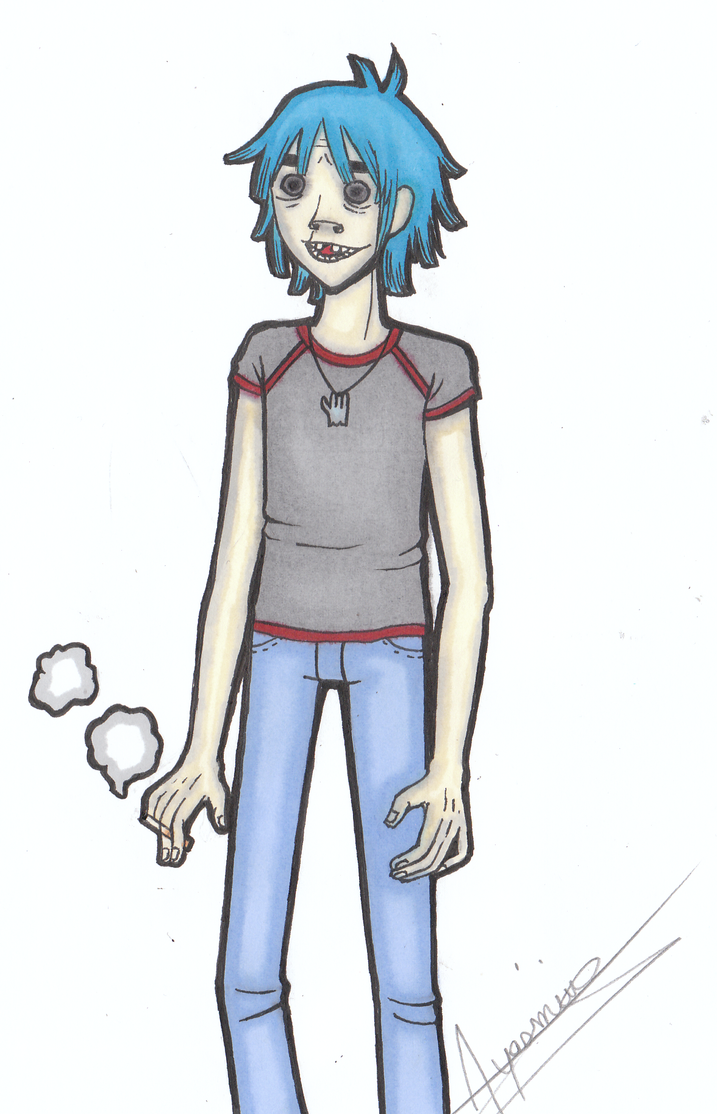 2D by Yasm1806