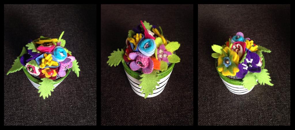 Flower Bouquet by Pumpkin--Seeds