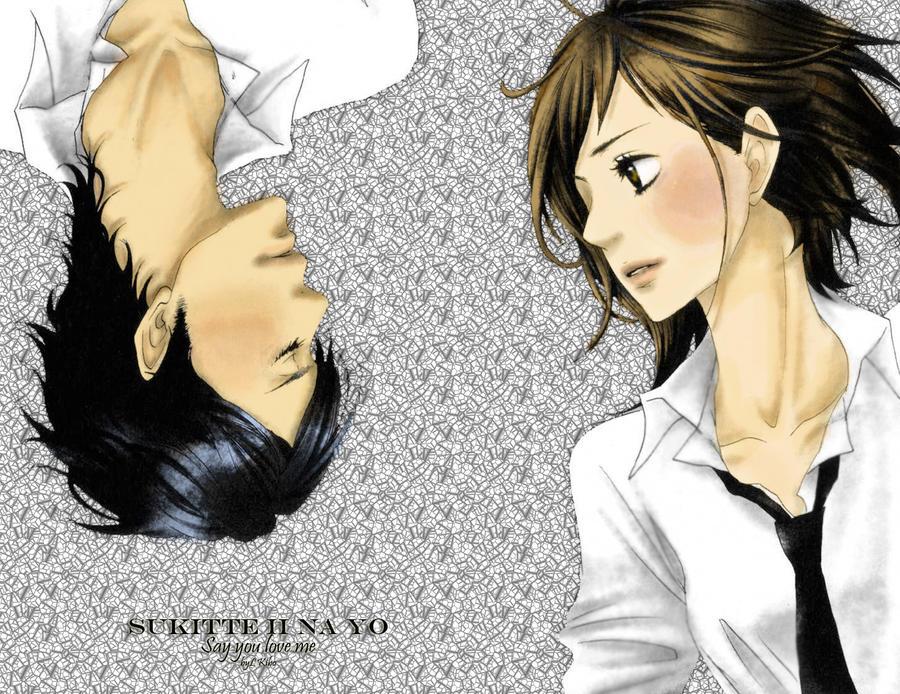 Say I Love You wallpaper by Kibosama on DeviantArt