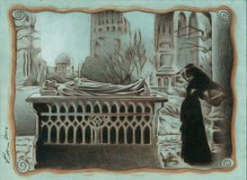 'Aragorn's Tomb' by BenCurtis