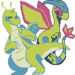 Favorite Dragons by Rinnai-Rai
