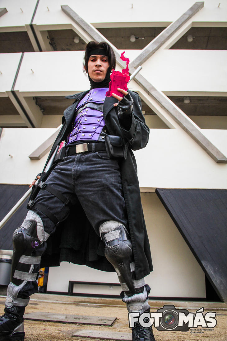 Gambit Cosplay by DorianG26