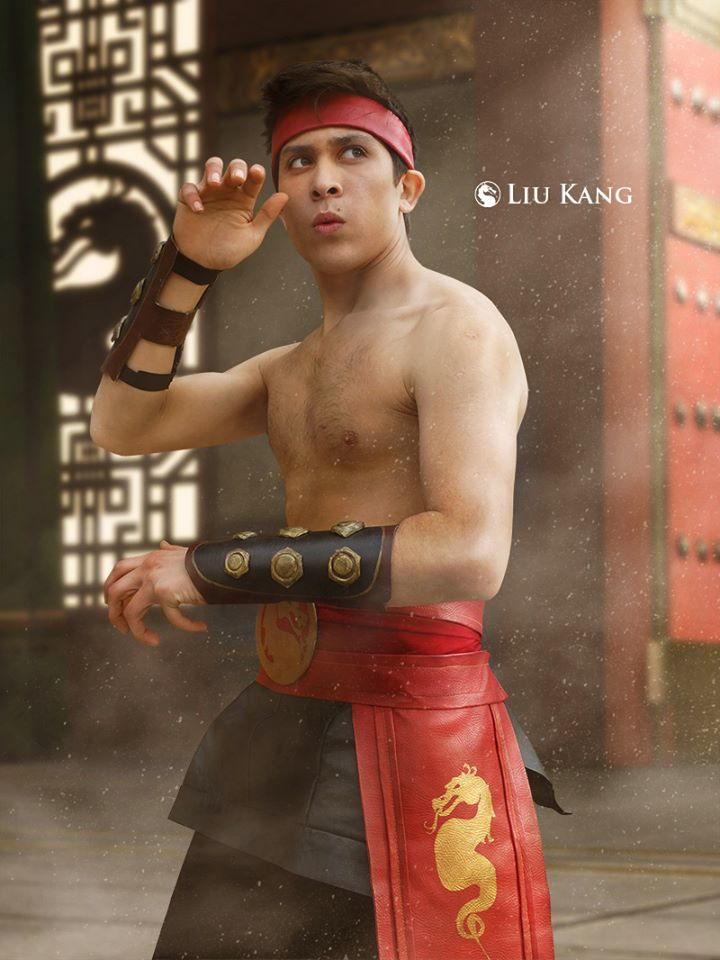 Liu Kang the Shaolin Monk by DorianG26