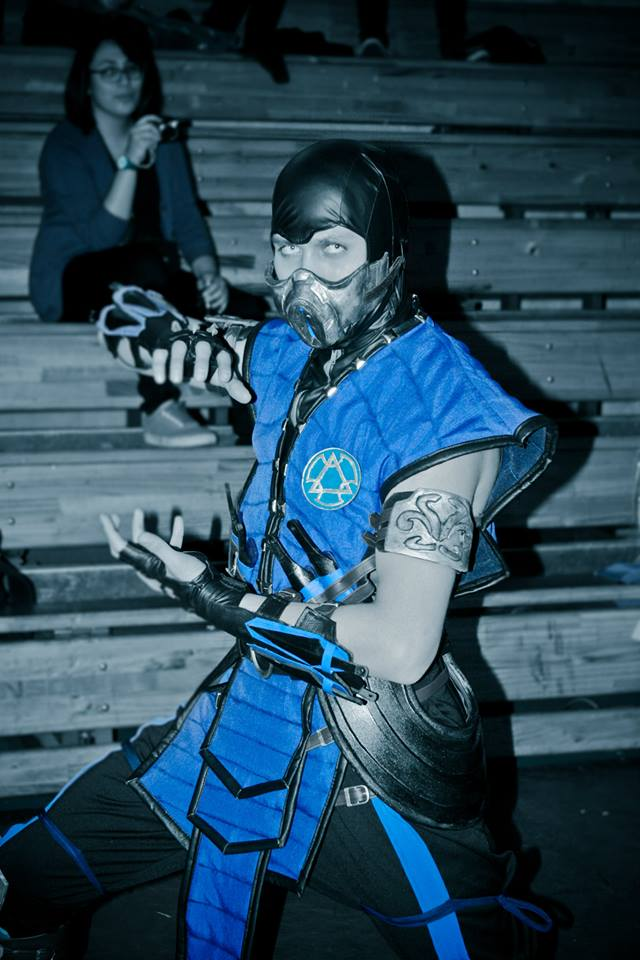 Leader of the Lin Kuei by DorianG26