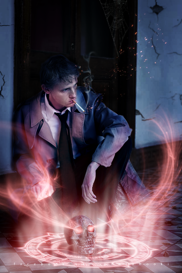 John Constantine by DorianG26