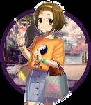 CM: Ritsu Tainaka by YuutoArt