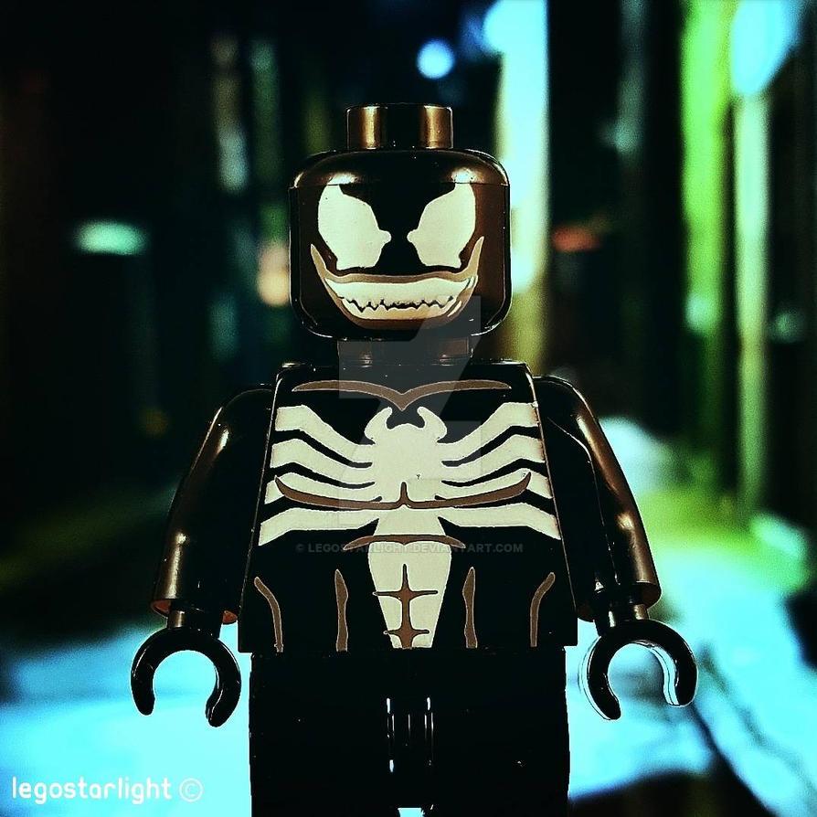 Venom  by Legostarlight