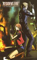 R.E. Darkside Chronicles 01 by Kyubichi