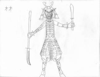 Character Concept: Hayashi