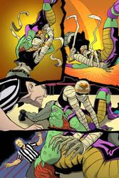 Wrestling Short page 5