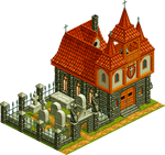 Building 05 - Church and Cemetery