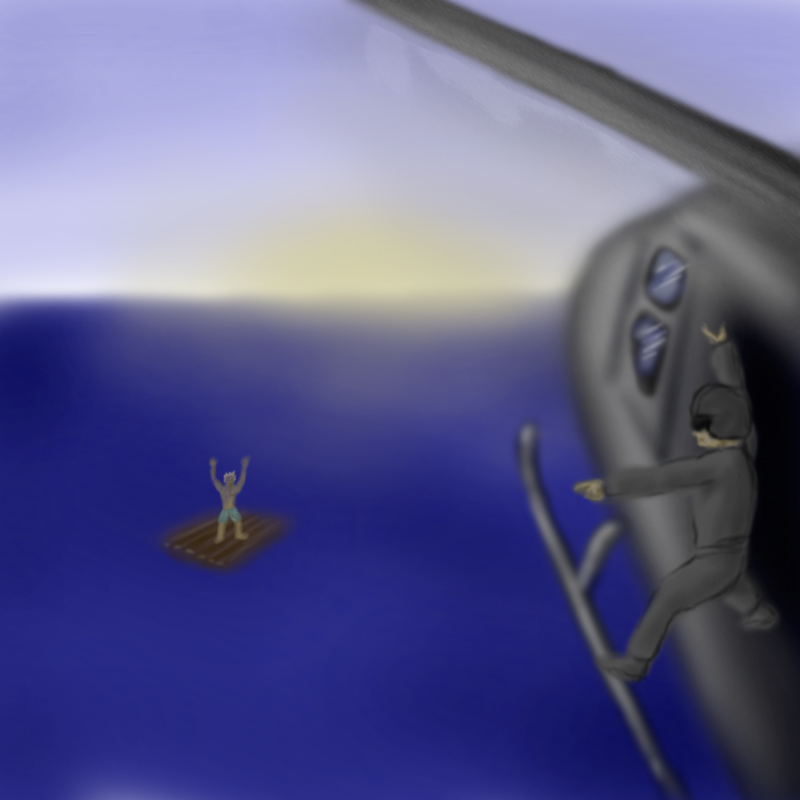 Rescue by HereticLosMorte
