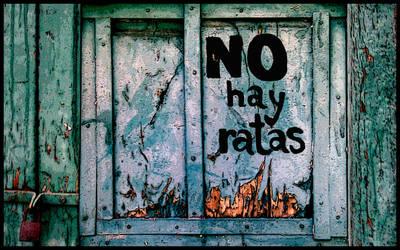 No hay ratas