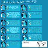 Eye Tutorial by Illusion-Kat