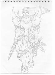 Reyhash in Monster Hunter