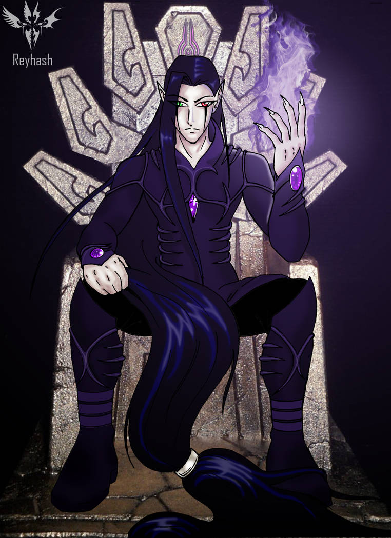 Reyhash God of Darkness Final