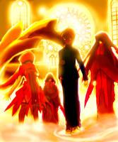 fate and the gang by kuzuryo