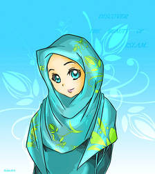 the beauty of islam by kuzuryo