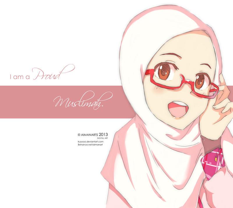 muslimah glasses by kuzuryo