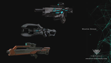 Trance Project: Weapon Design