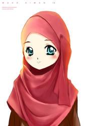 Random Muslimah 6