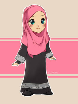 Random Muslimah 7