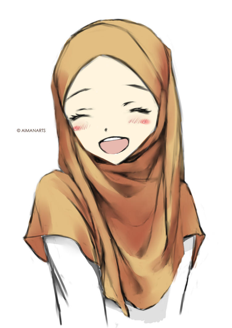 Random Muslimah 9 By Kuzuryo On Deviantart