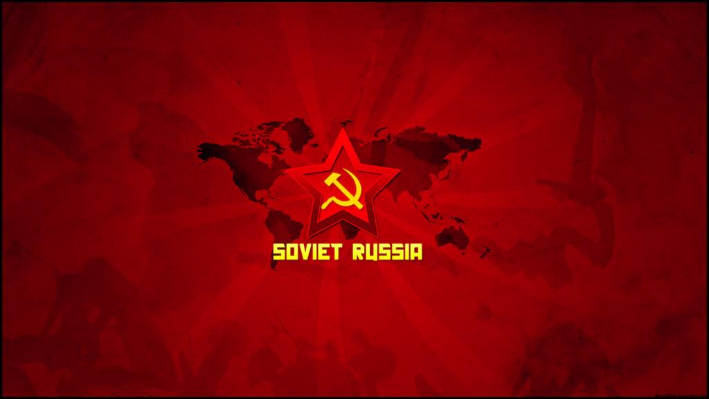 Soviet Wallpaper By Mental4lex