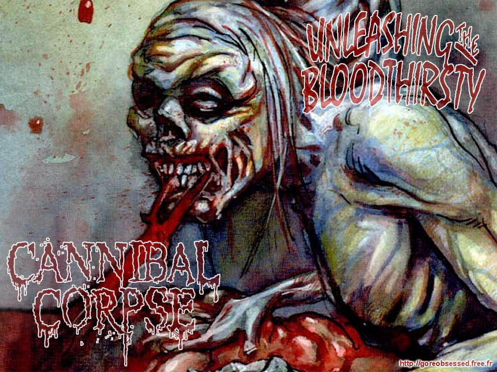 cannibal corpse 13 by richardro on deviantart