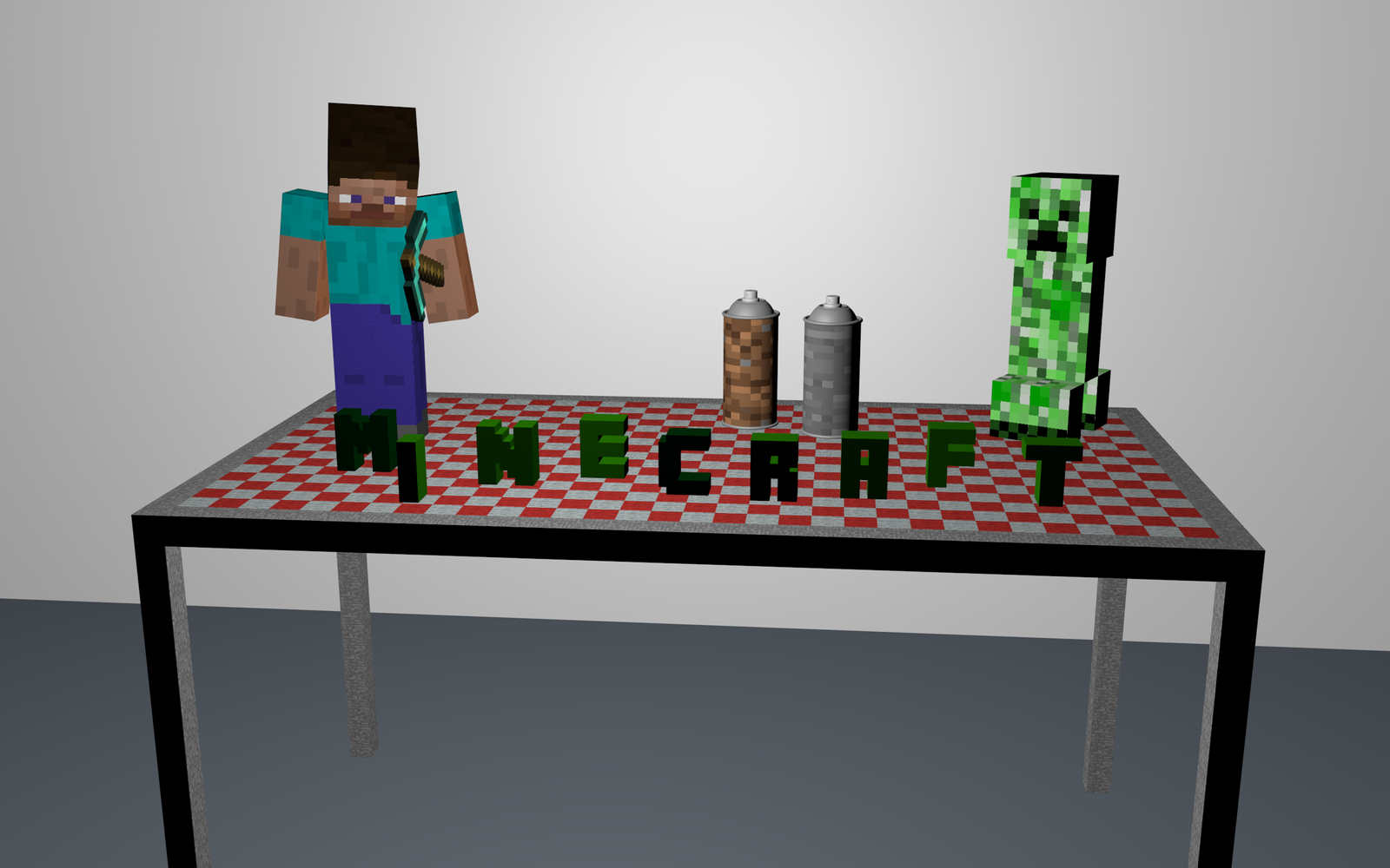 Minecraft table by derbattlegamer on deviantart - Table d alchimie minecraft ...