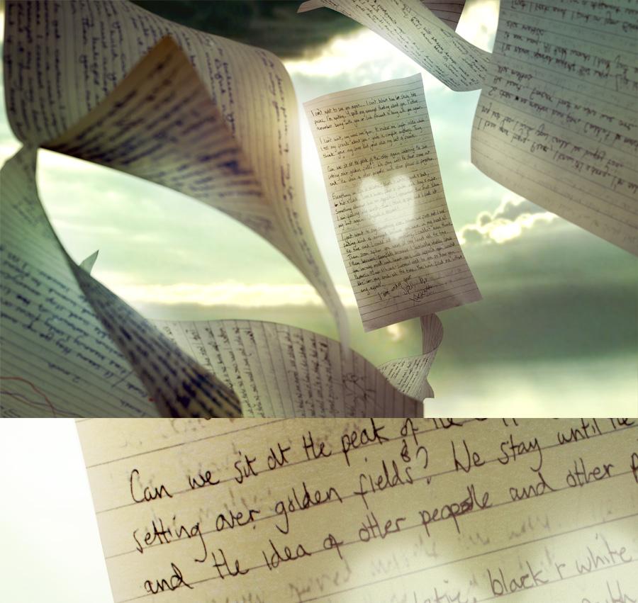 Love Letters by sebvyera