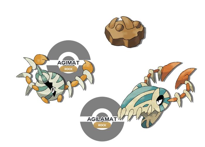 Skull Fossil Pokemon Images | Pokemon Images
