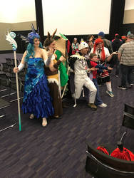 Pokemon and More Cosplay Gathering (PAX East 2019) by JackitK