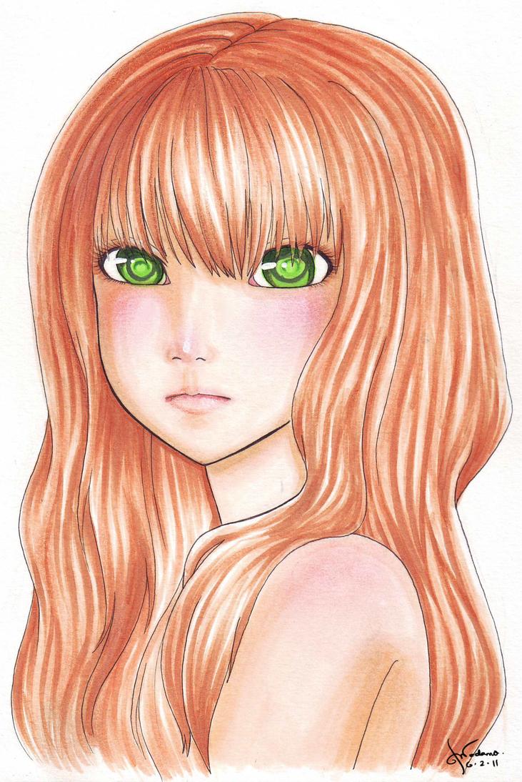 Lady by Sukinichi