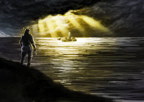 When Heavens Divide by Tharalin