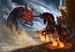 Fighting the Stygian