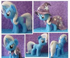 Trixie by BlueDragonflyPlush