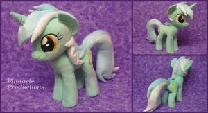 Lyra Heartstrings by BlueDragonflyPlush