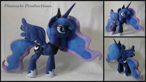 Princess Luna by BlueDragonflyPlush