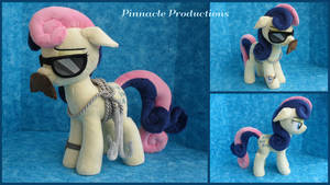 Special Agent Sweetie Drops by BlueDragonflyPlush