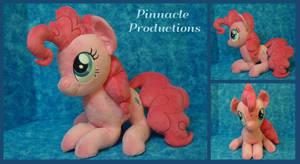 Sitting Pinkie Pie
