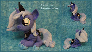 Princess Luna Filly by BlueDragonflyPlush