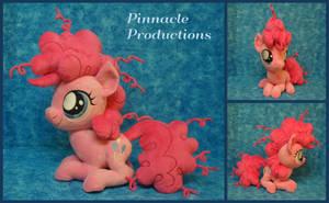 Filly Pinkie Pie by BlueDragonflyPlush