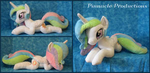 Young Celestia by BlueDragonflyPlush