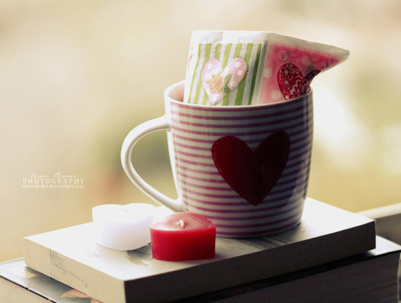 Love Cup by MadSubstance