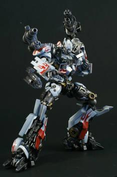 White Optimus