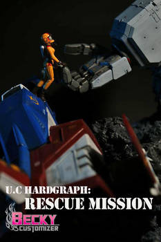 UC Hardgraph: Rescue Mission
