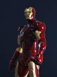 Iron man mk 3 repaint